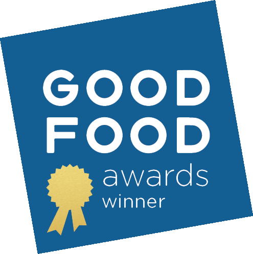 Good Food Award Winner 2018 logo